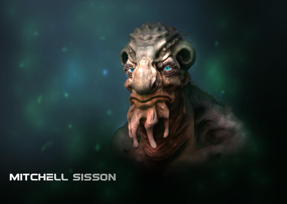 Mitchell sisson alien