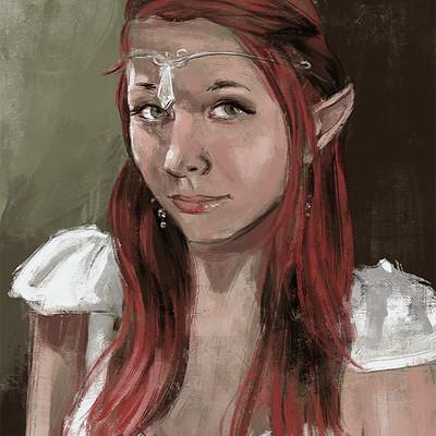 Sefie rosenlund elfgirl18