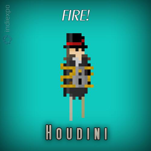 ArtStation - Houdini, Indie Games