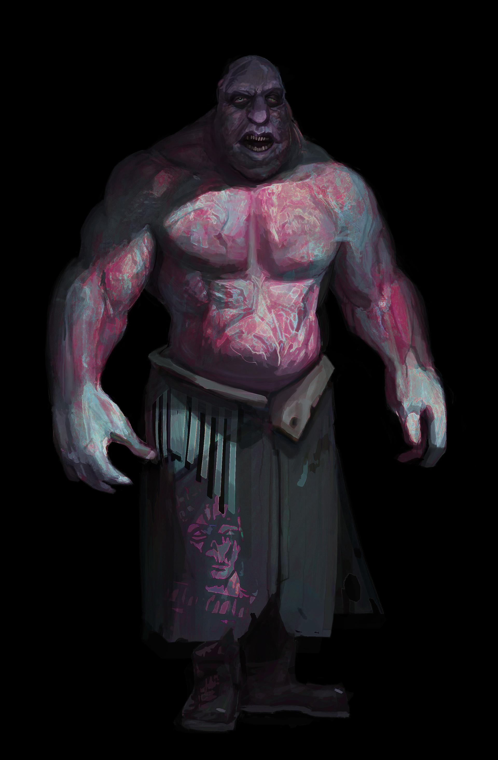 Drakhas oguzalp donduren creature design