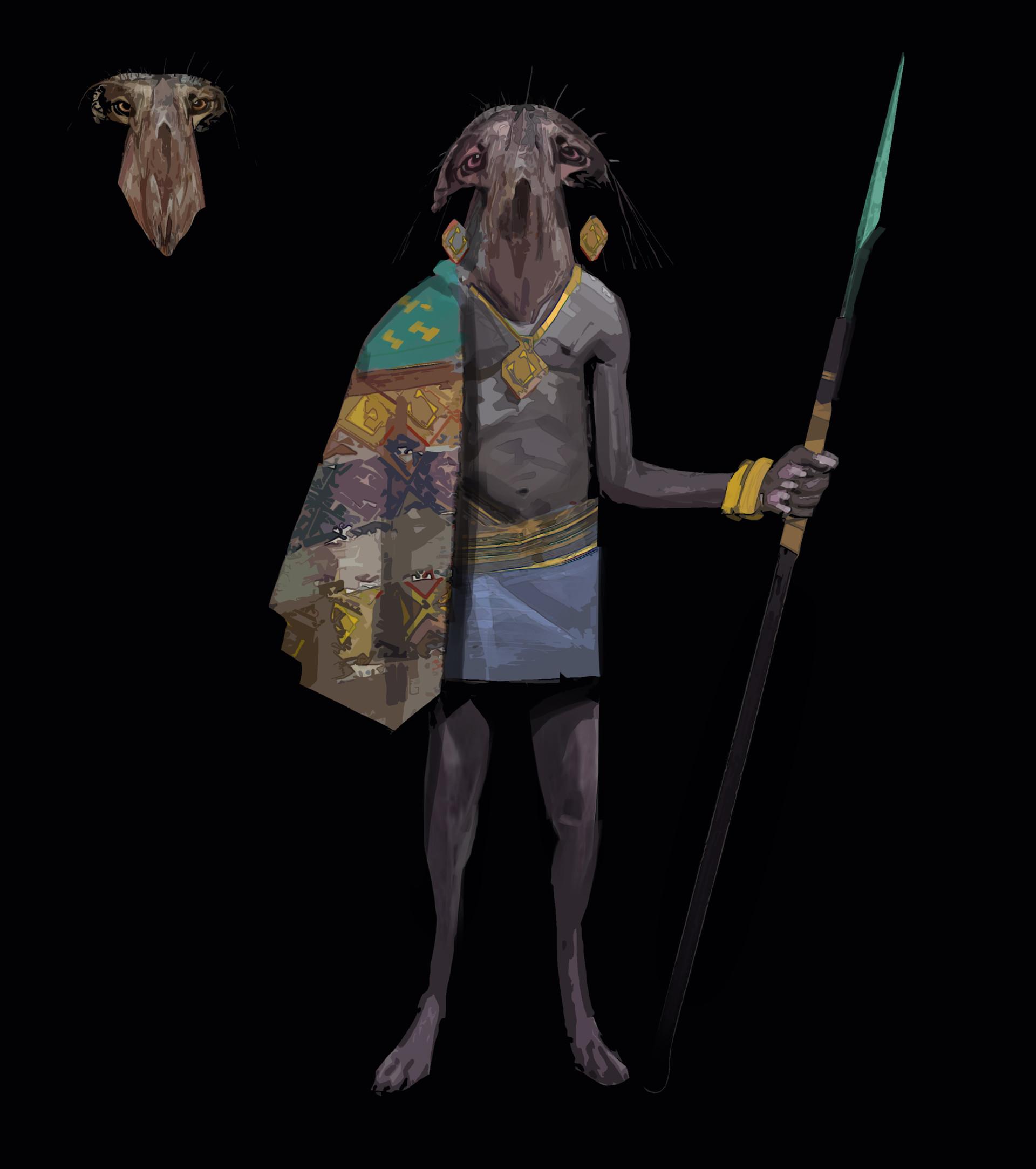 Drakhas oguzalp donduren creature design4