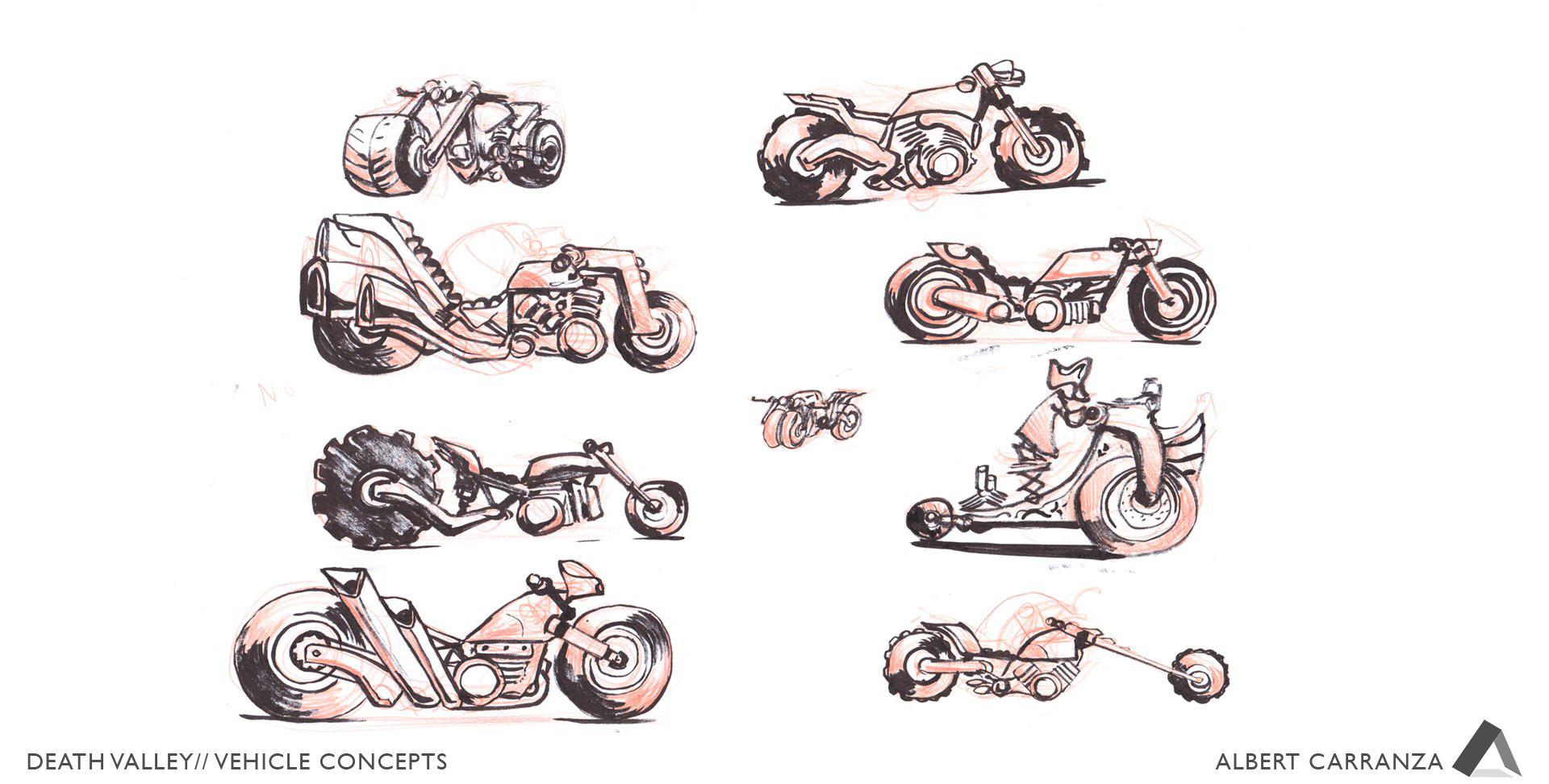 Albert carranza albert carranza albert carranza dv motosketches