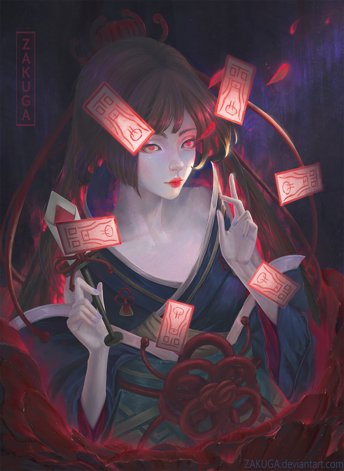 Flower of Death: Shikigami Higanbana