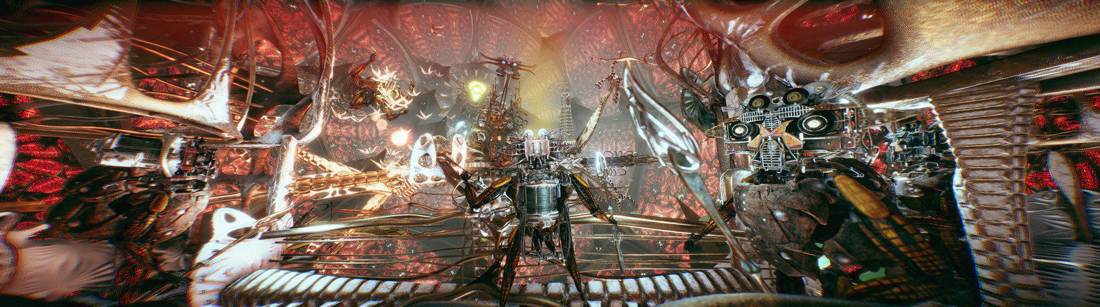 Biotronican Combat