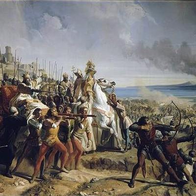 Ronan salieri bataille montgisard 1177