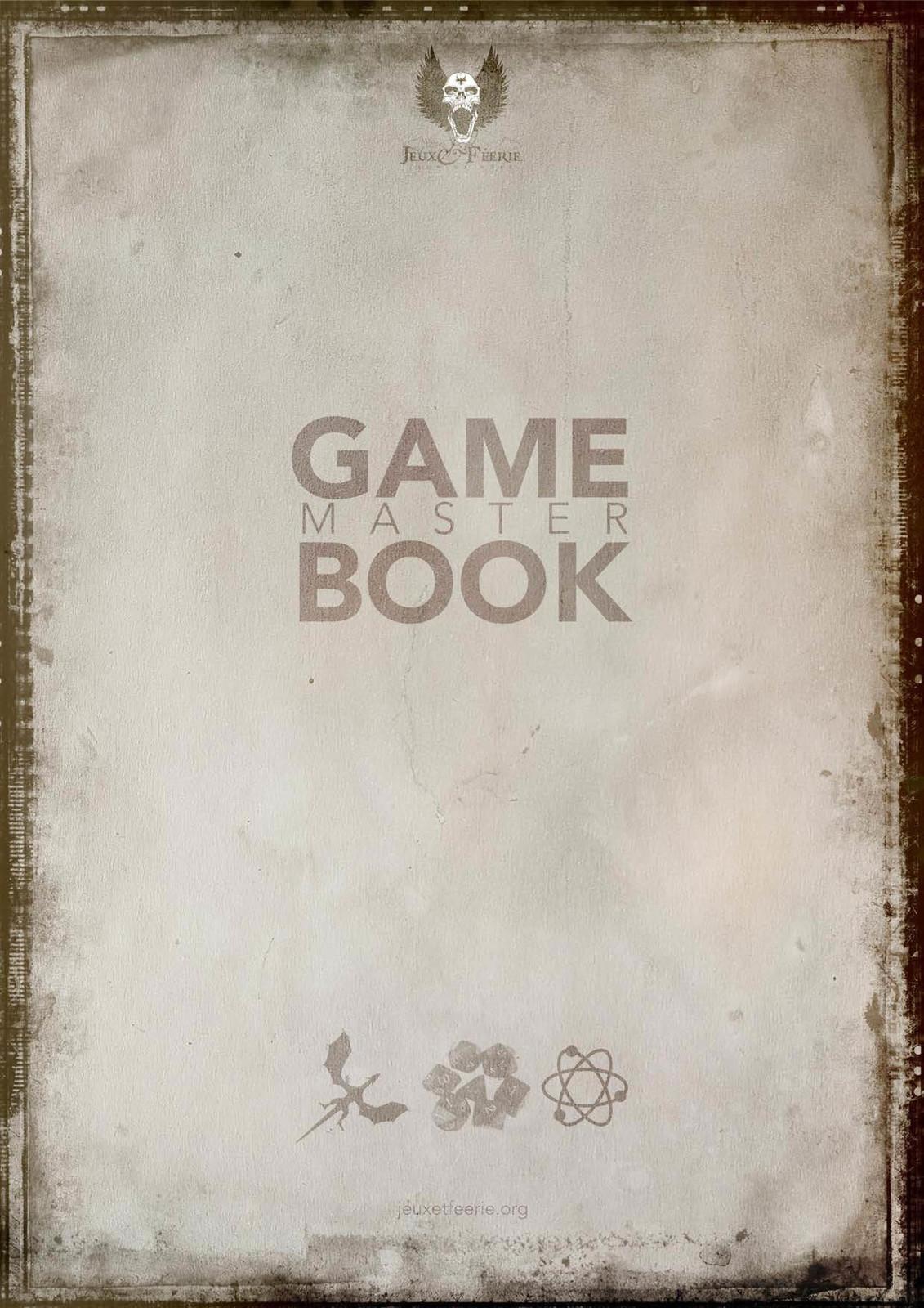 Game Master Book