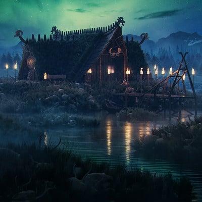 Einar martinsen viking vikulvhut em hd v01