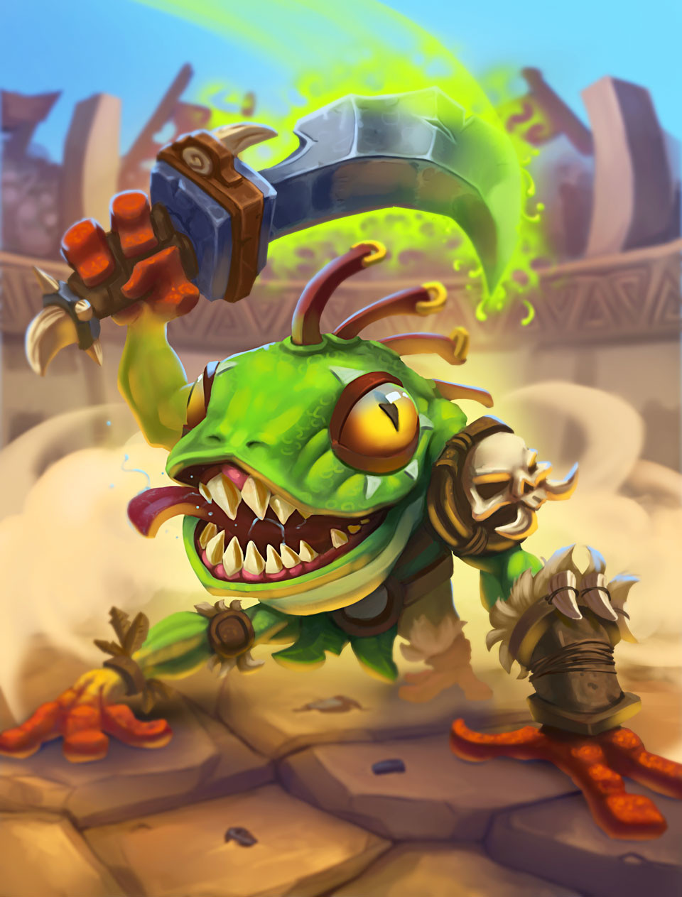 Murloc Hunter