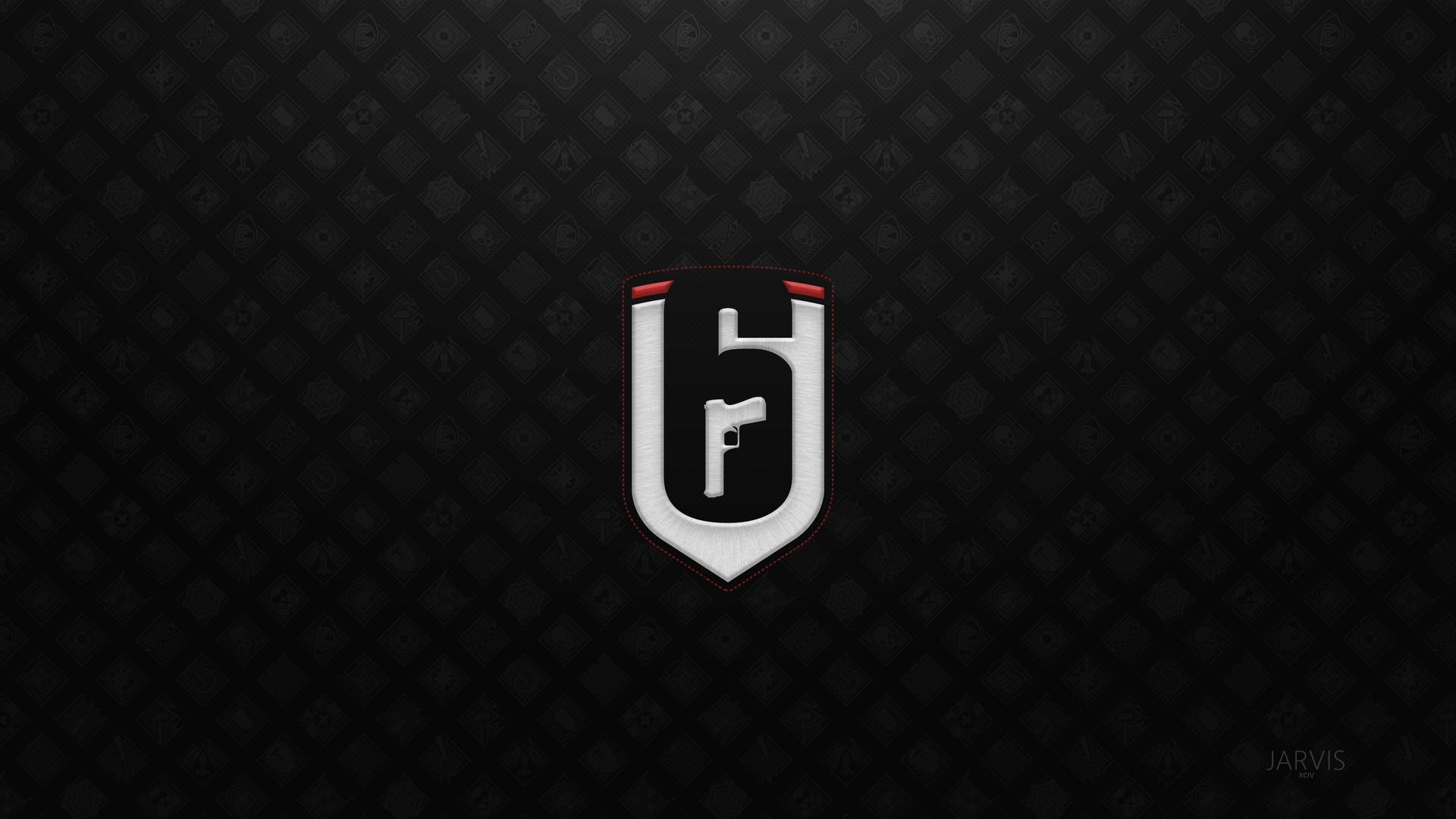Jarvis Xciv Rainbow Six Siege Logo Wallpaper Pack