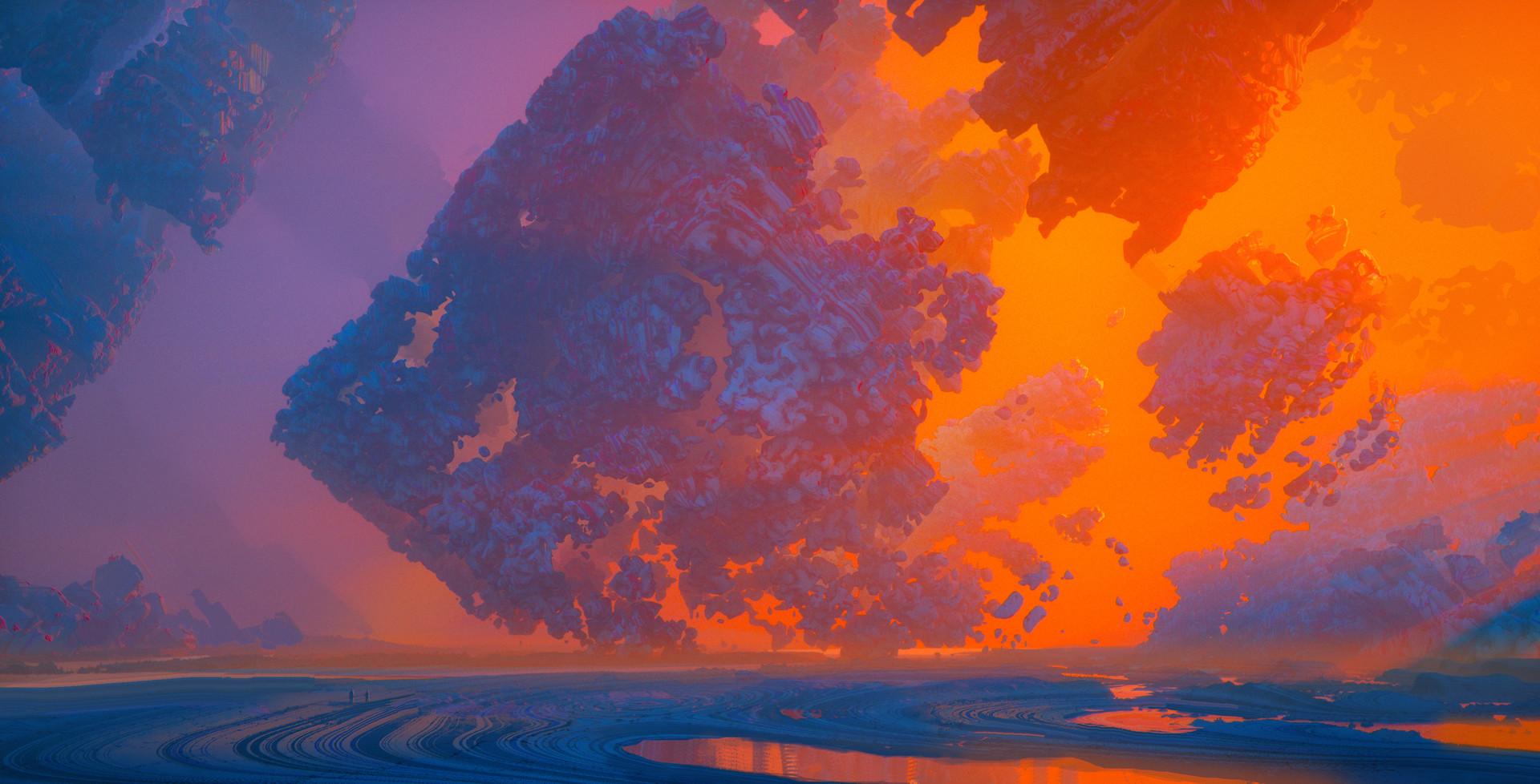 Leon tukker redblue fractal3