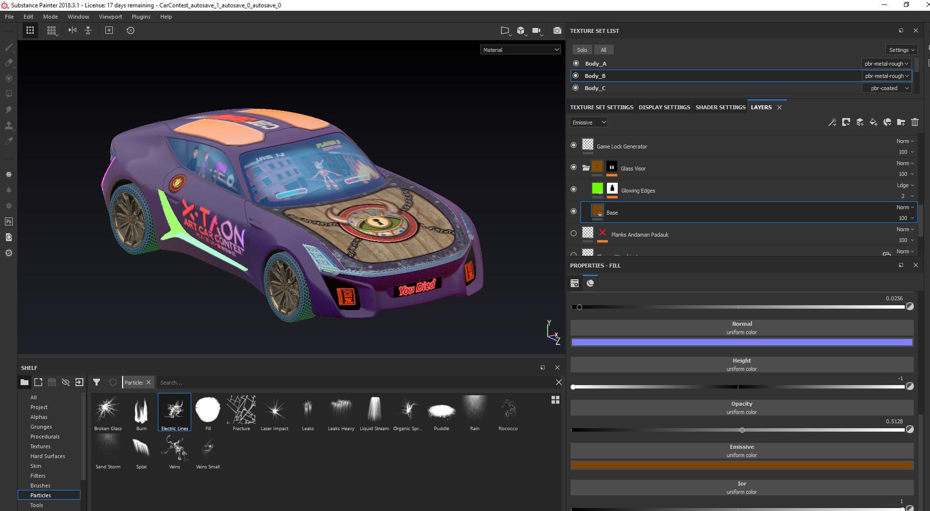 ArtStation - Pixel Art Generator for Substance Designer