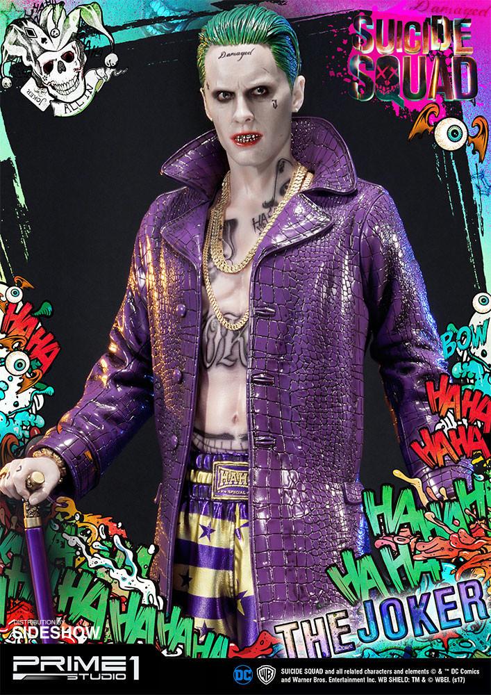 Alvaro ribeiro dc comics suicide squx the joker statue prime1 studio 903021 02