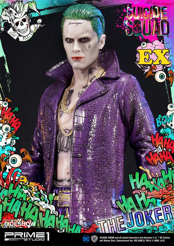 Alvaro ribeiro dc comics suicide squx the joker statue prime1 studio 9030211 01