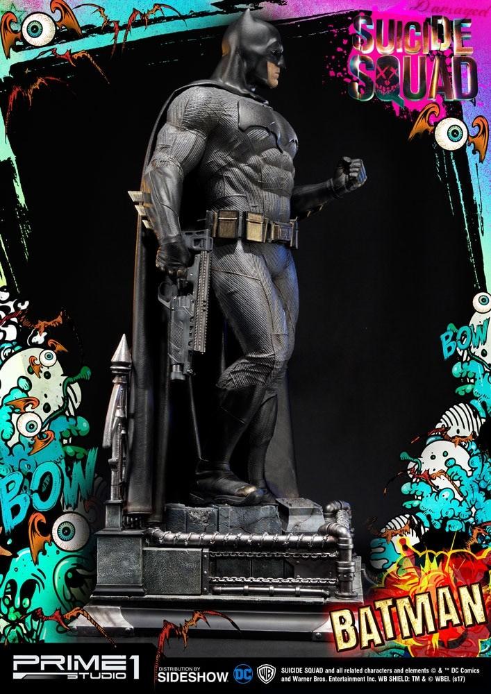 Alvaro ribeiro dc comics suicide squx batman statue prime1 studio 903048 15