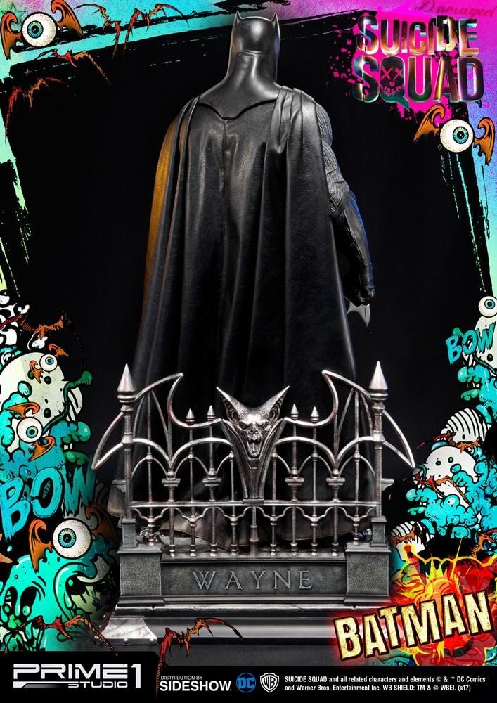 Alvaro ribeiro dc comics suicide squx batman statue prime1 studio 903048 16