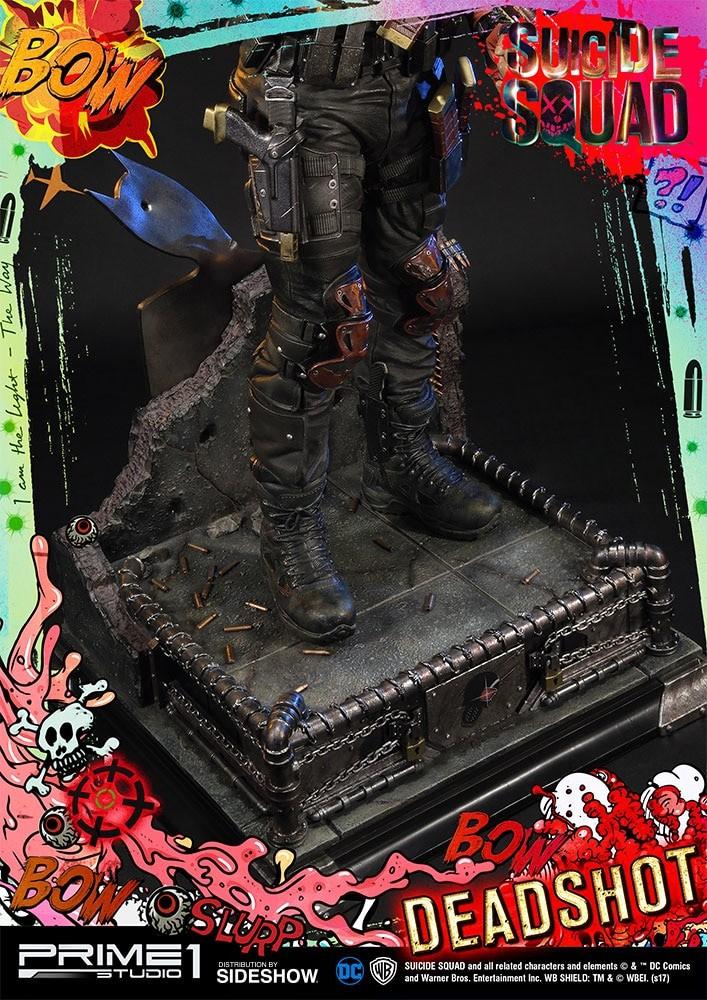 Alvaro ribeiro dc comics suicide squx deadshot statue prime1 902962 08