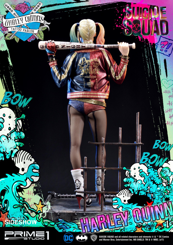 Alvaro ribeiro dc comics suicide squx harley quinn statue prime1 902939 16