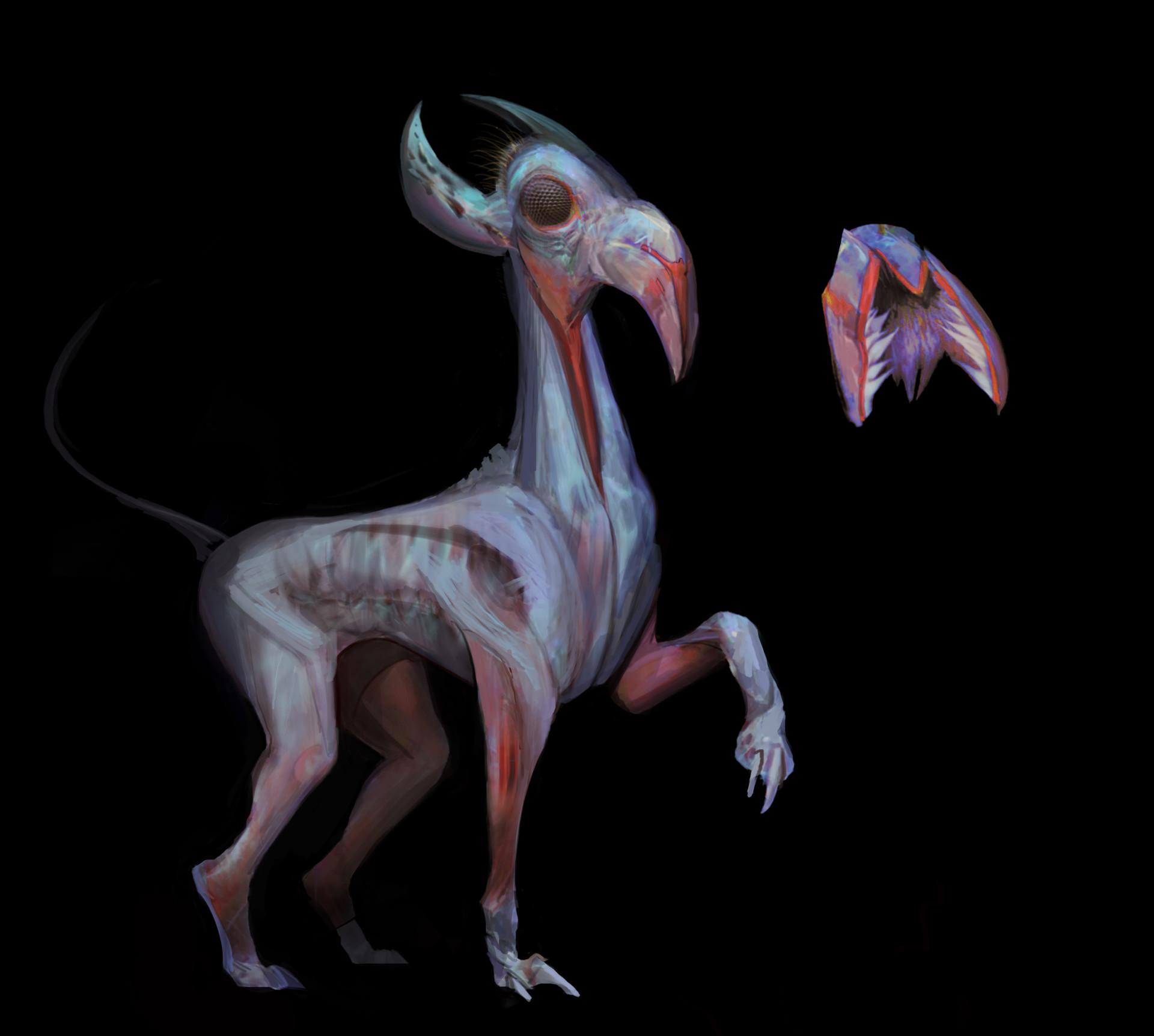 Drakhas oguzalp donduren alien beast2