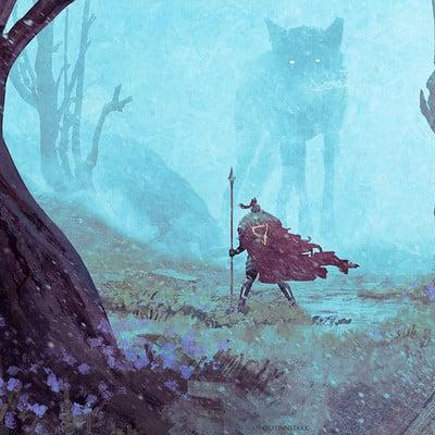 Anato finnstark the wolf s gate by anatofinnstark dcuwdha fullview