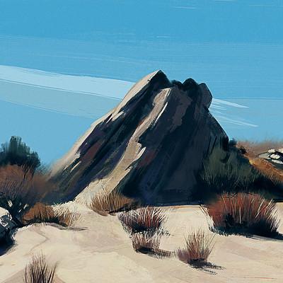 Miguel sastre rock study