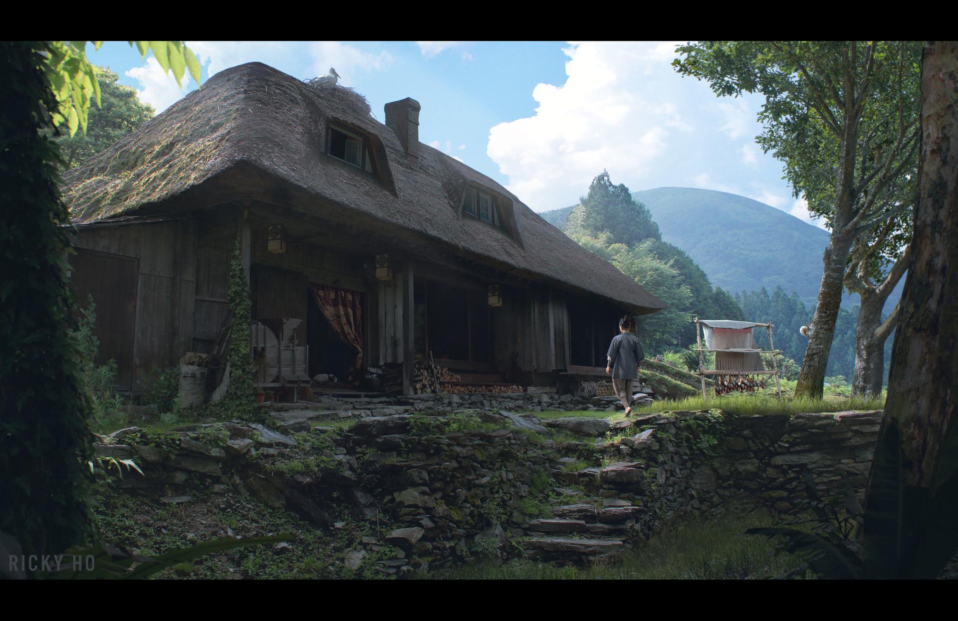Ricky ho potion house