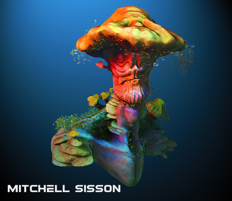Mitchell sisson shroom