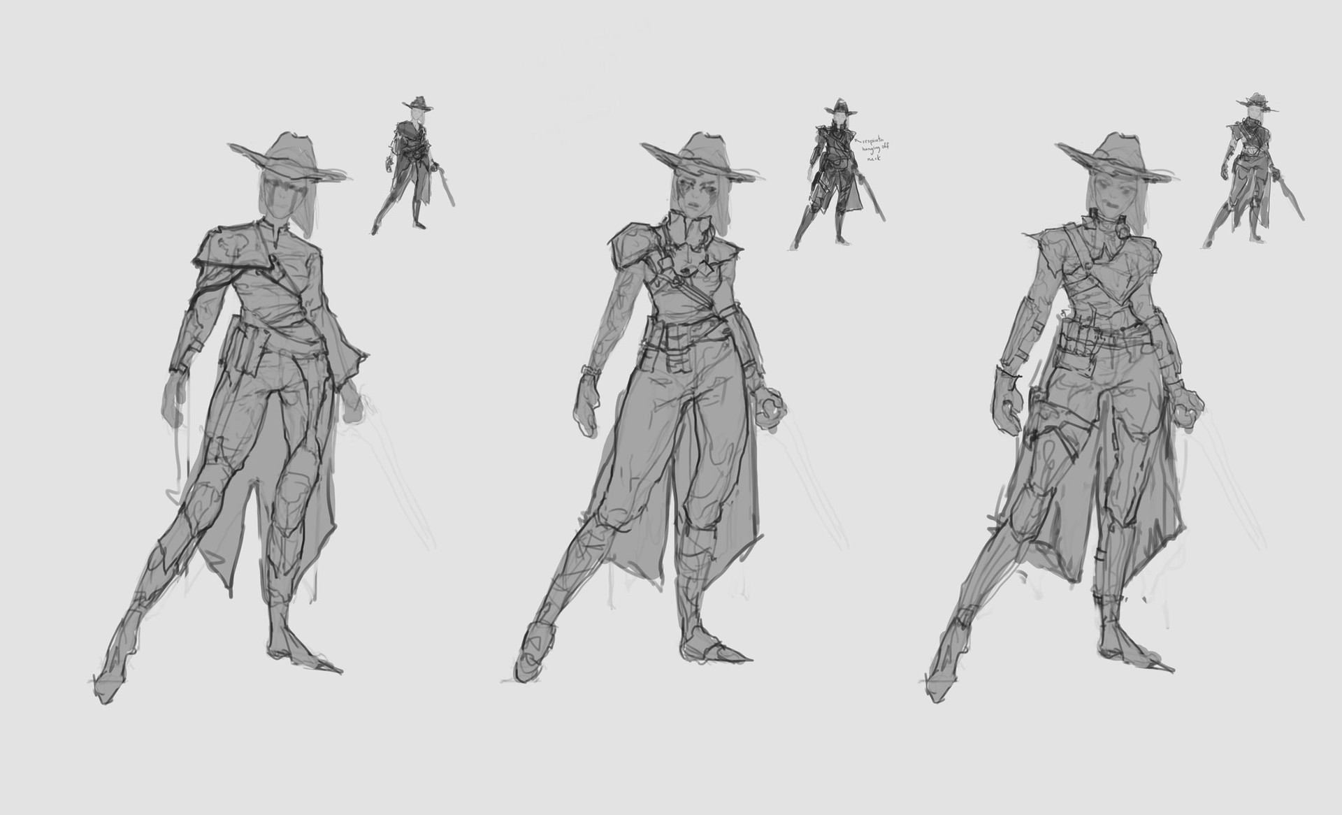Madeline buanno refined sketches