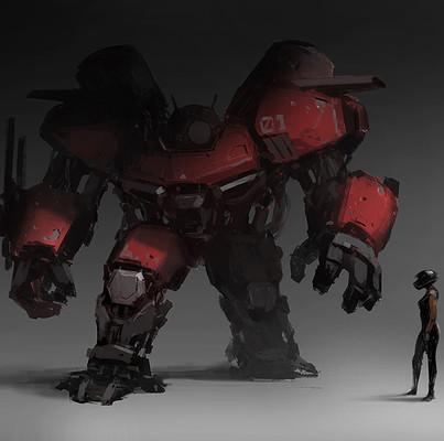 J c park robot concept process 2