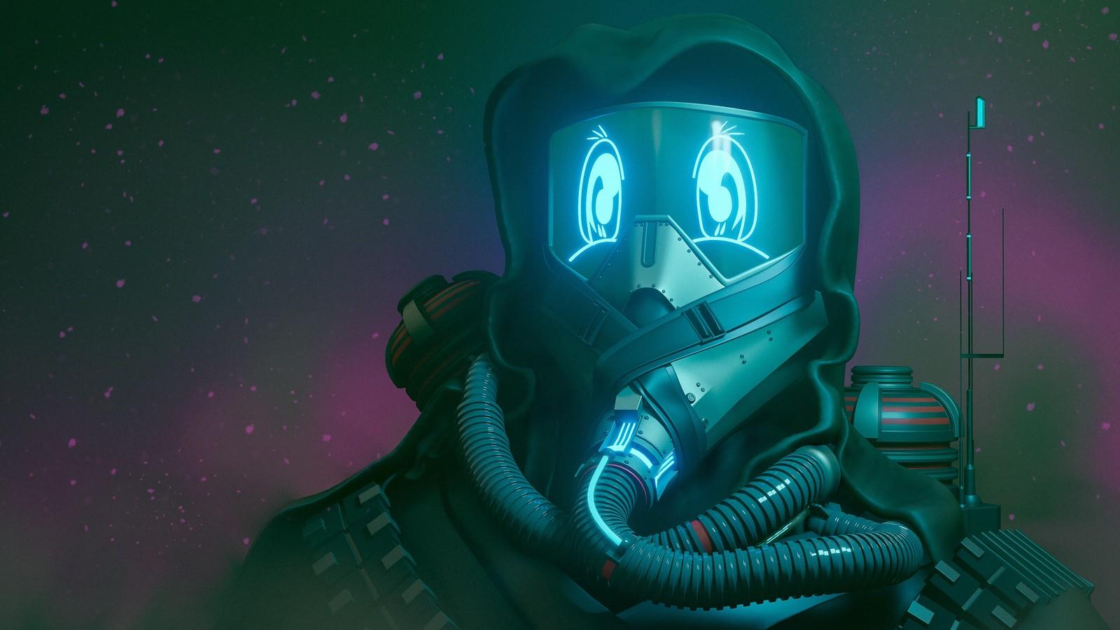 Cyberpunk Scout