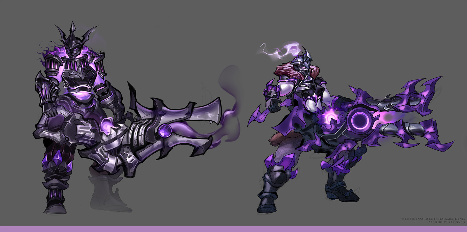 Phantom Knight Zarya Concept