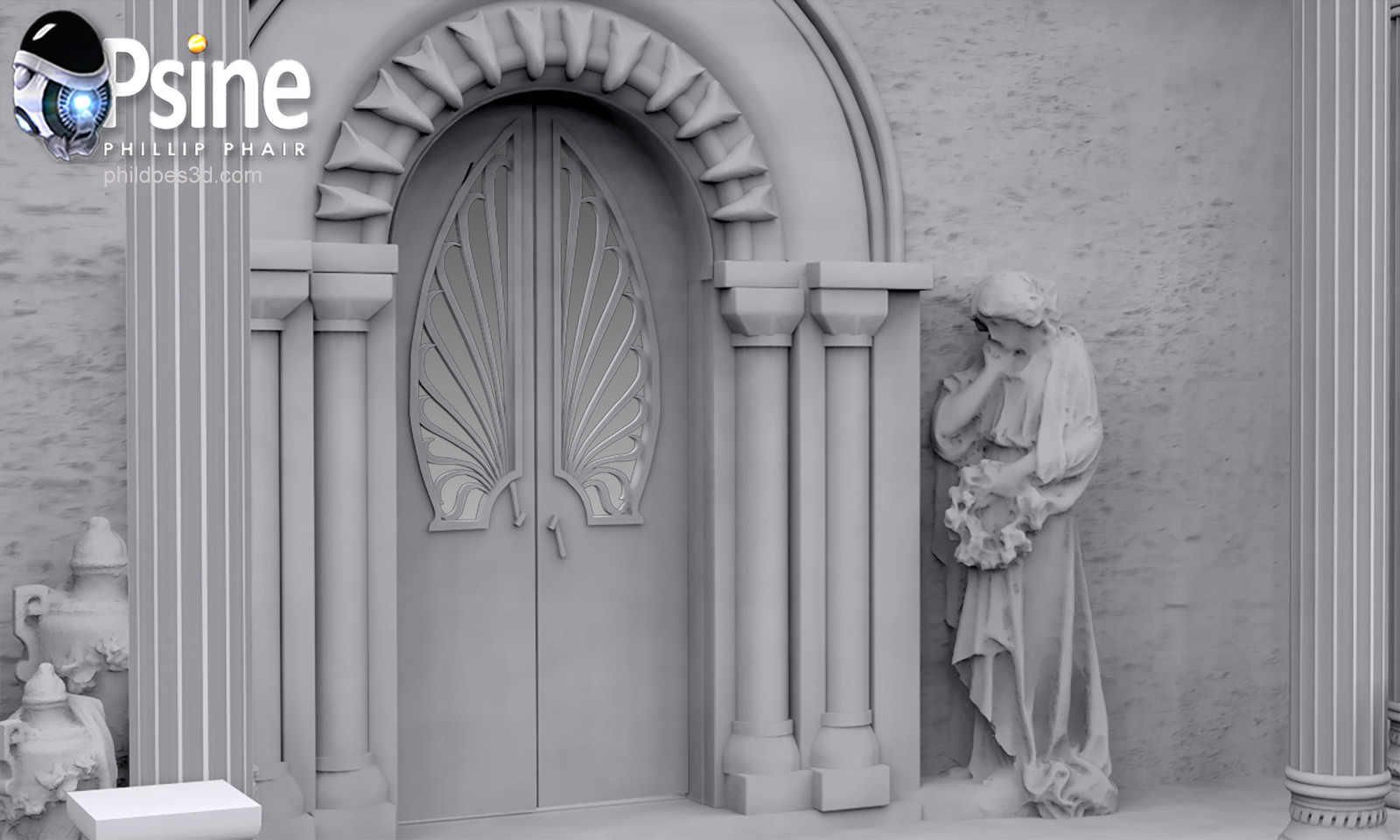 Mystic Entrance Occlusion