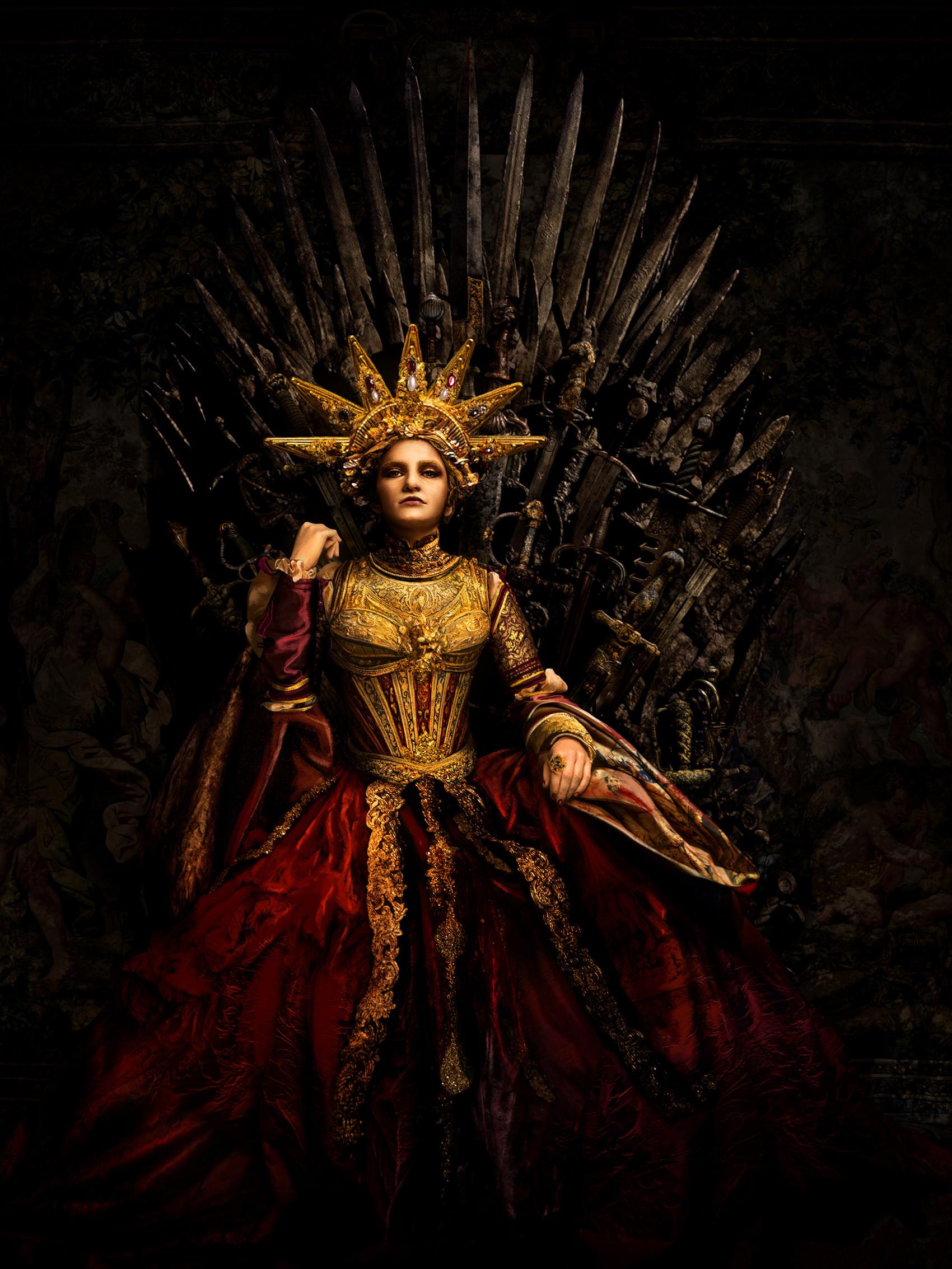 Eva kedves cersei lannister as