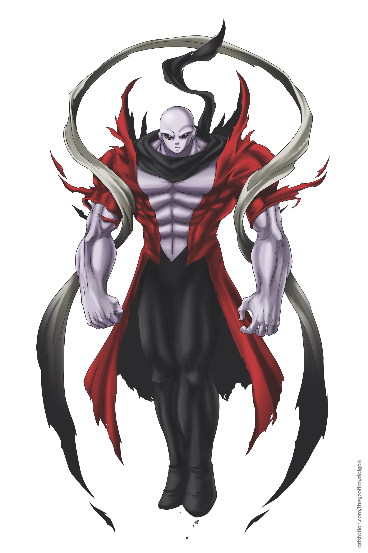 Dragonball Jiren