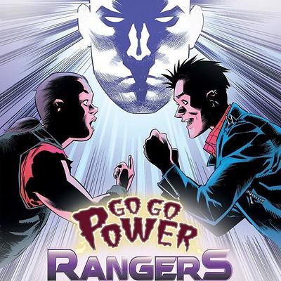 Gleb melnikov go go power rangers 17 movie cover gleb melnikov