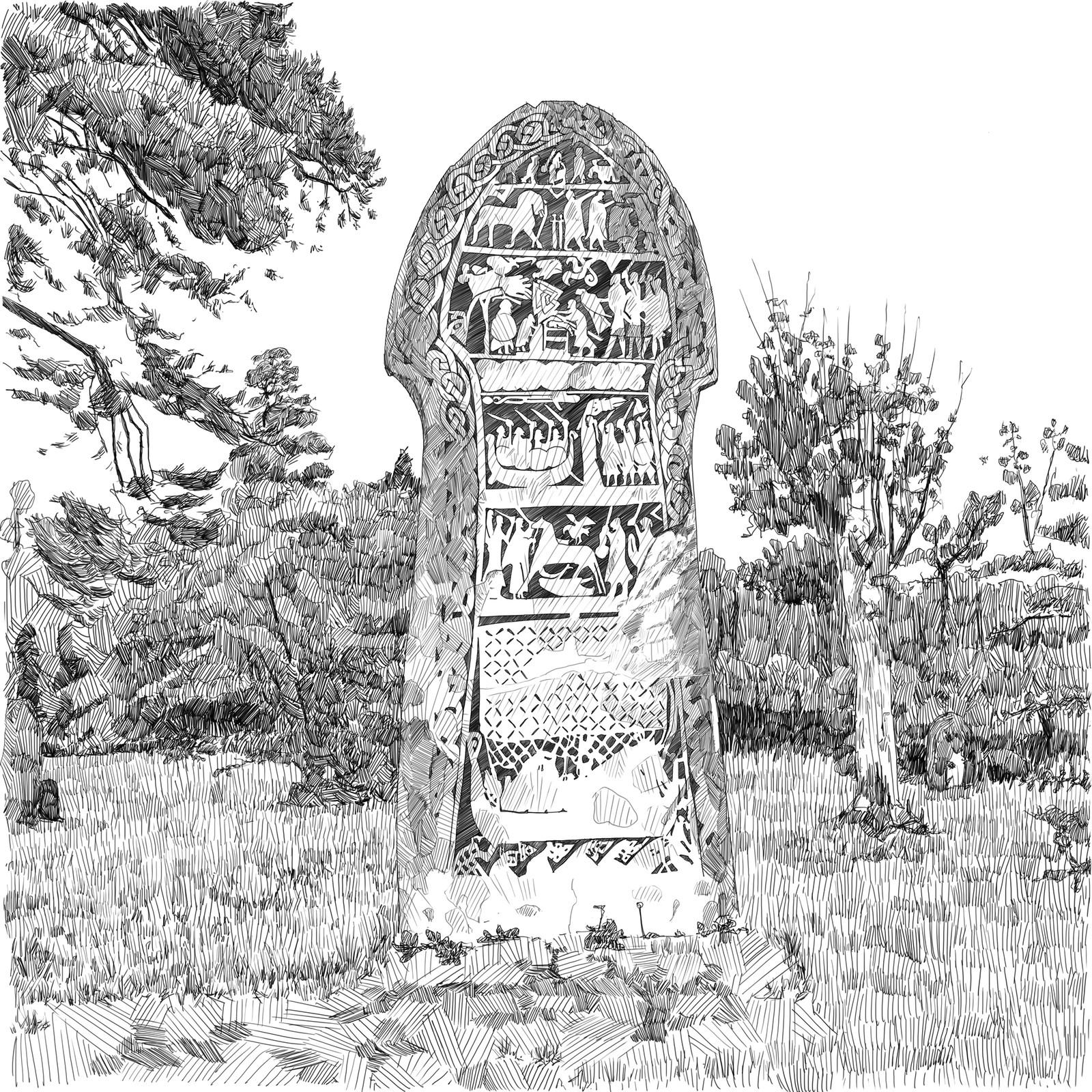Stora Hammars Runestone