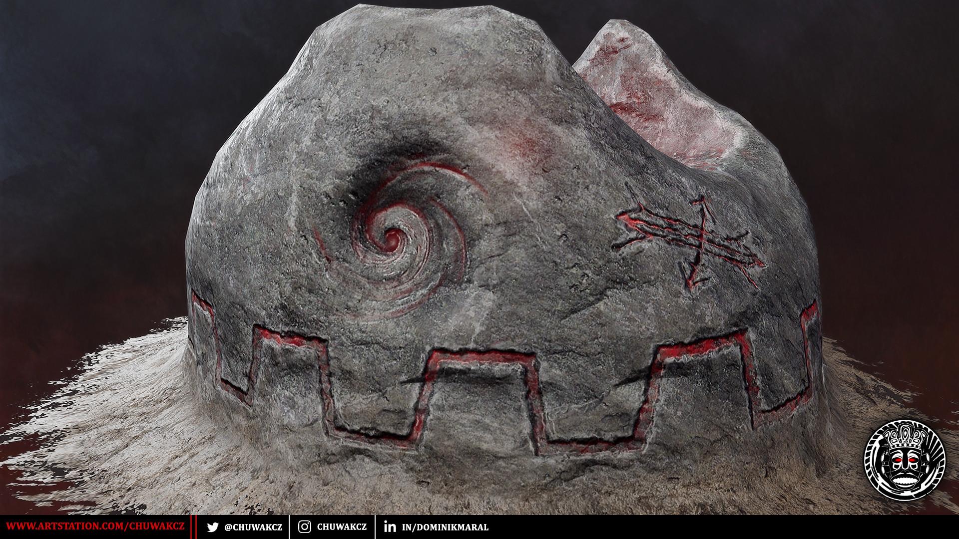 Dominik maral portalpedestalclosedetail