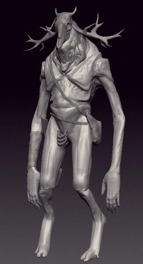 3D sketch