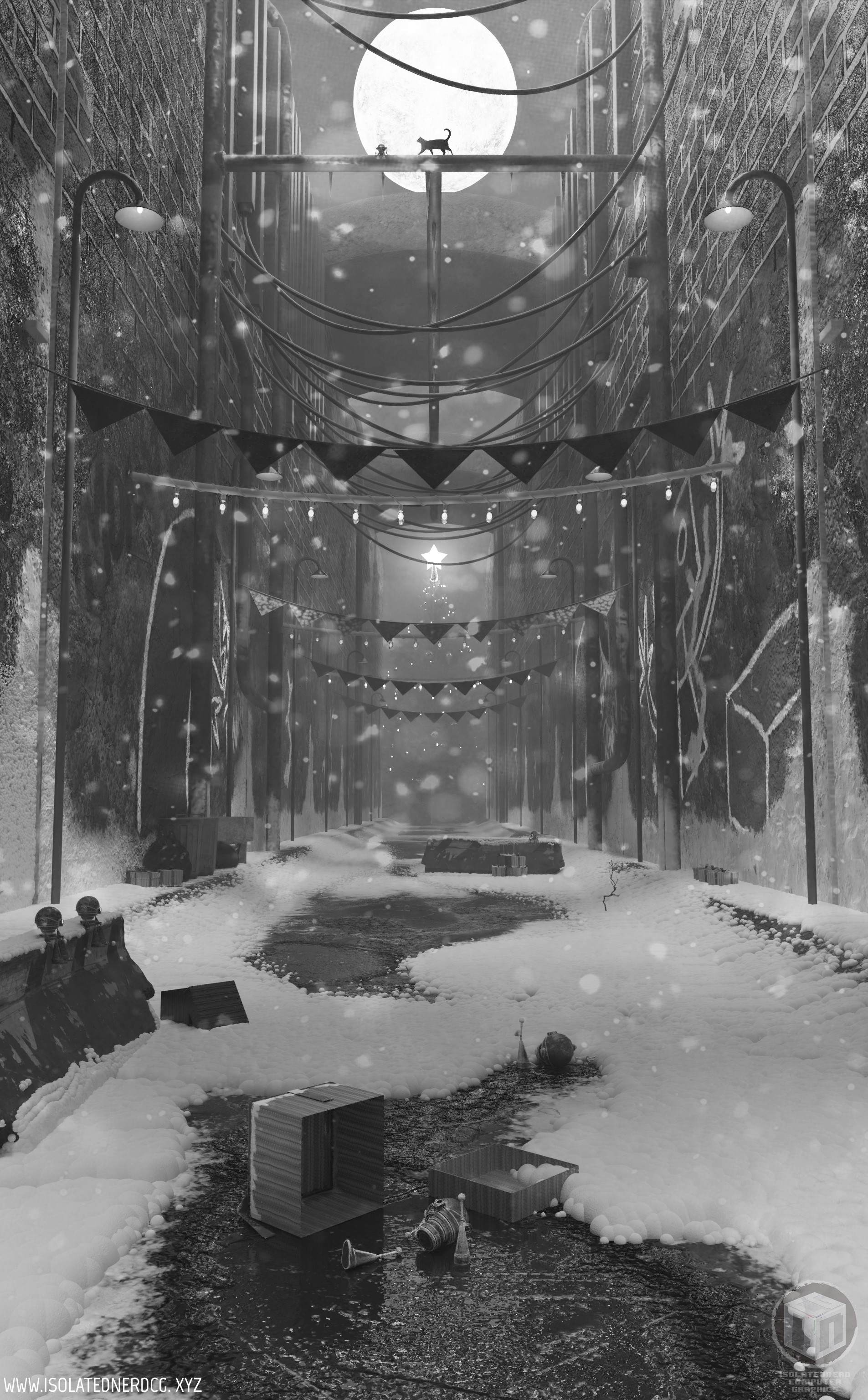 Matias toloza isolatednerdcg snow finalpngbw