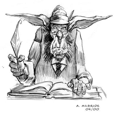 Aaron mcbride gringott goblin01
