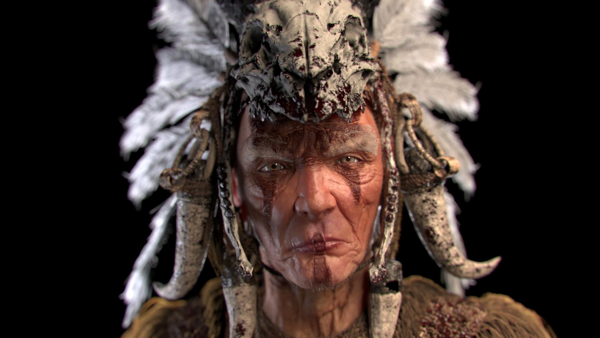Brian lesiangi shaman 02