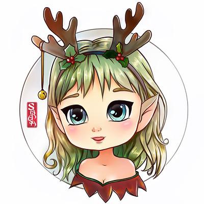 Lana paluhina elf3 10