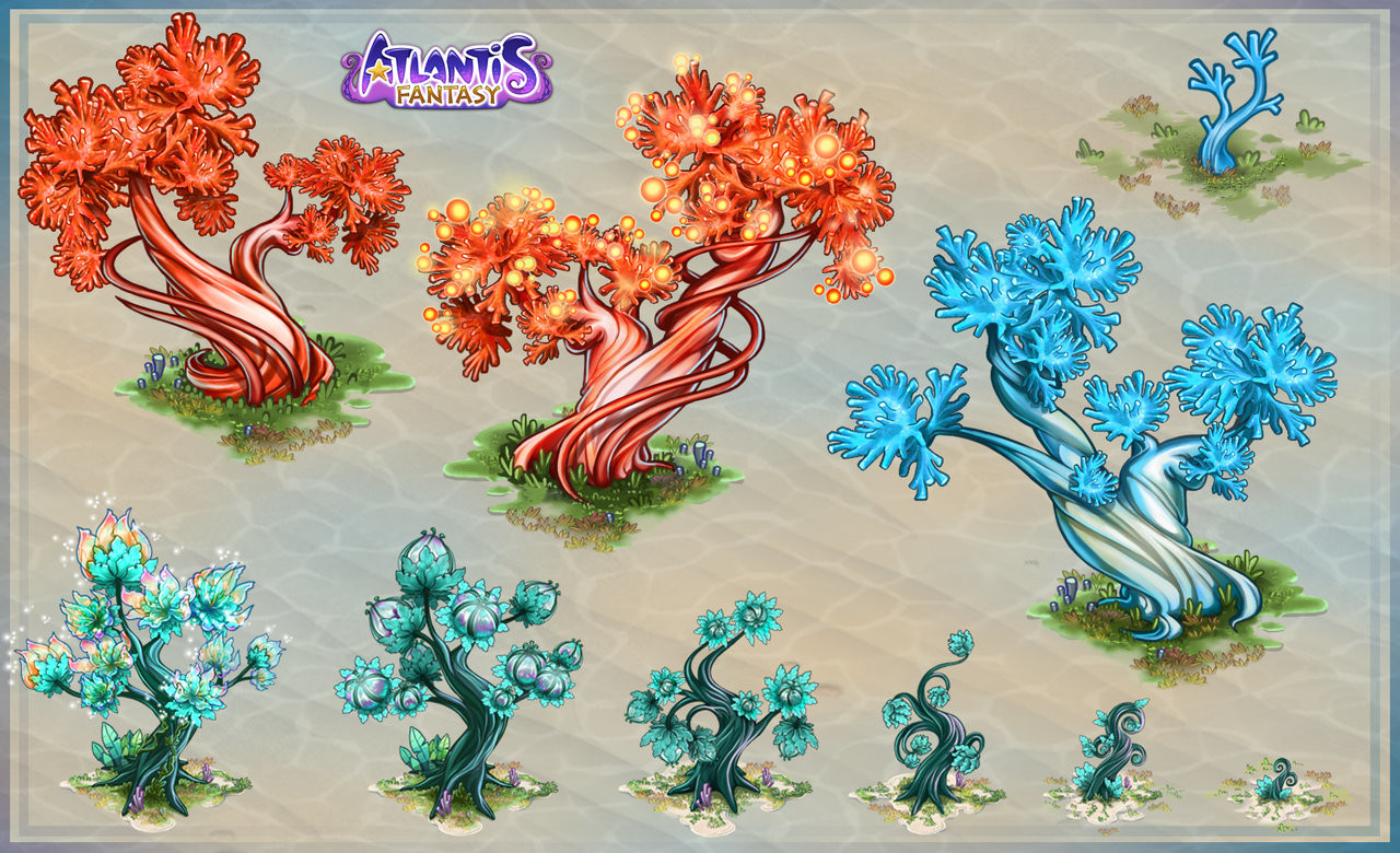 - Concepts  - Colorisation - Déclinaisons - Animation