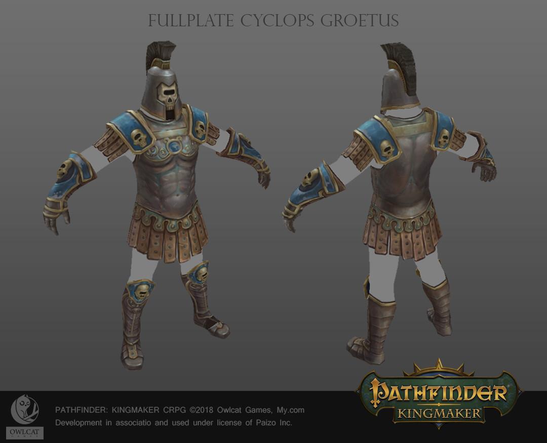 Pathfinder Kingmaker Robes