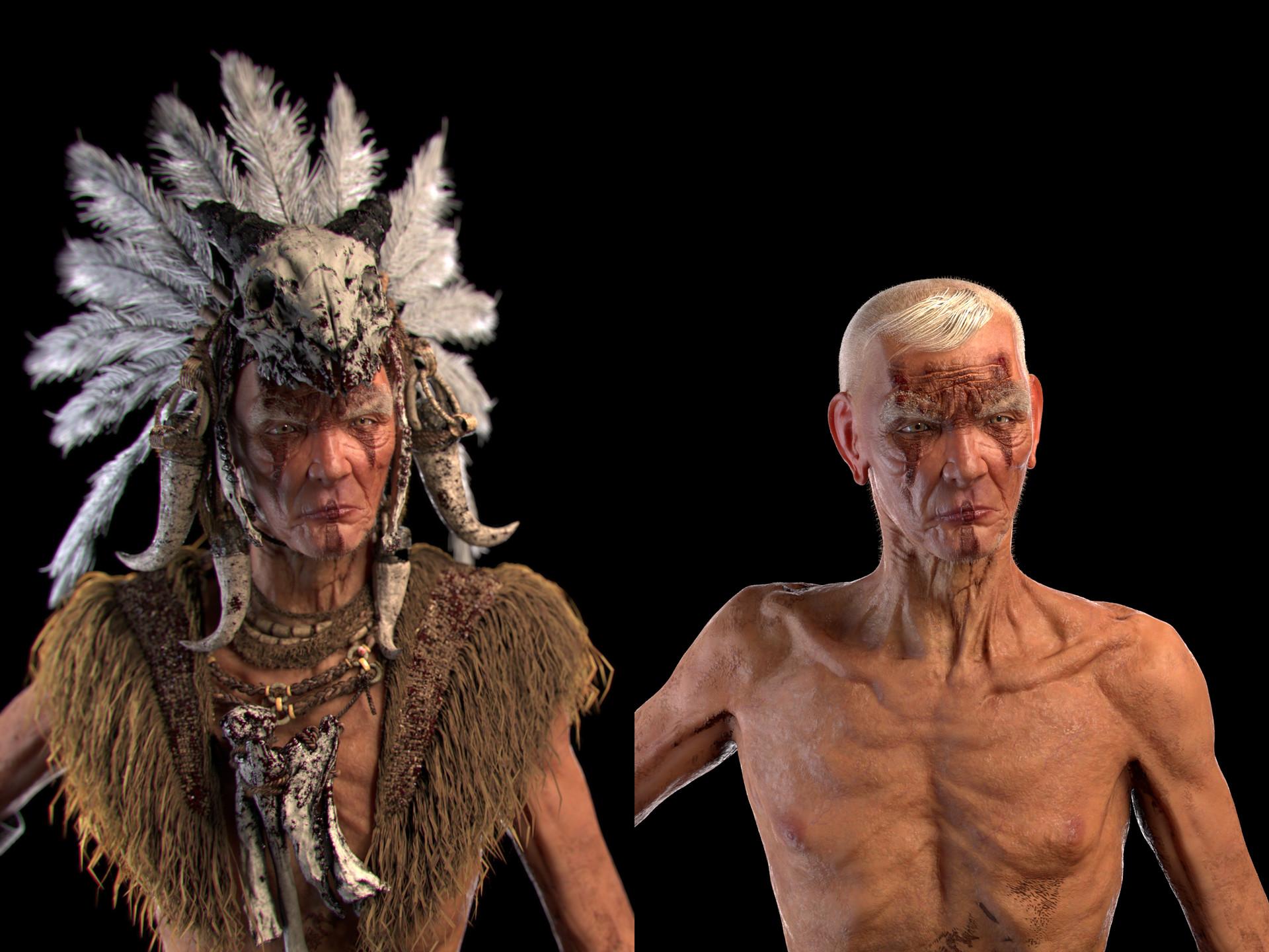 Brian lesiangi shaman 06