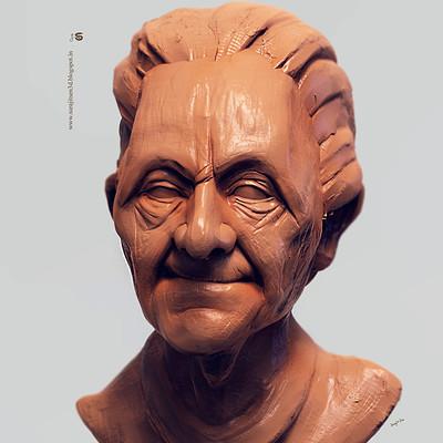 Surajit sen arthur speed sculpt by surajitsen dec2018 a