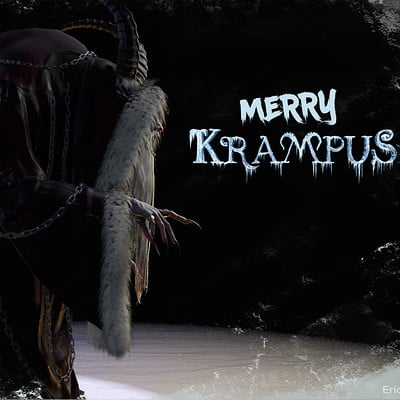 Eric hall krampus1