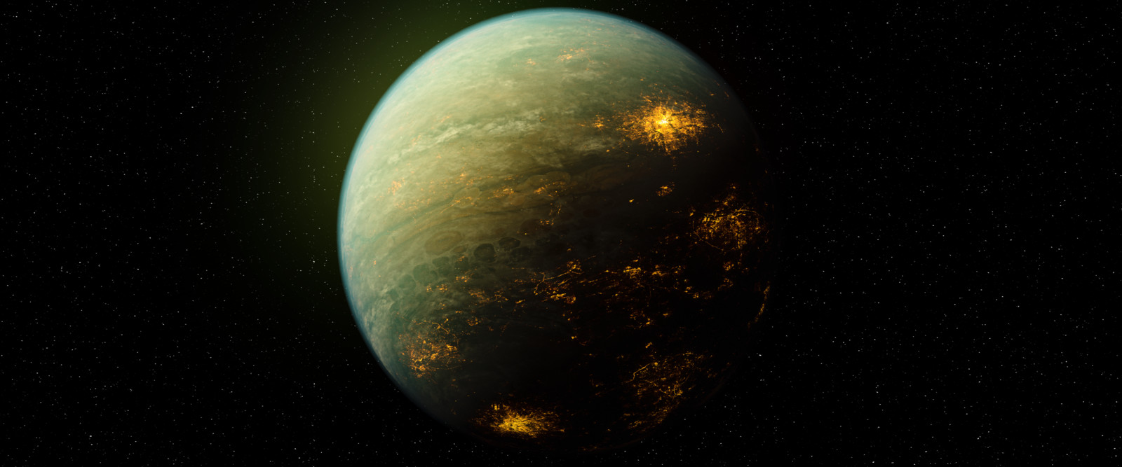 I took some time today to generate several quick planets. Rendered in Octane, but not using the Planetary Environment Node (PEN), as they are actual 3D geometry, and can therefor be placed anywhere in the scene, and are not dependent on the limitations im