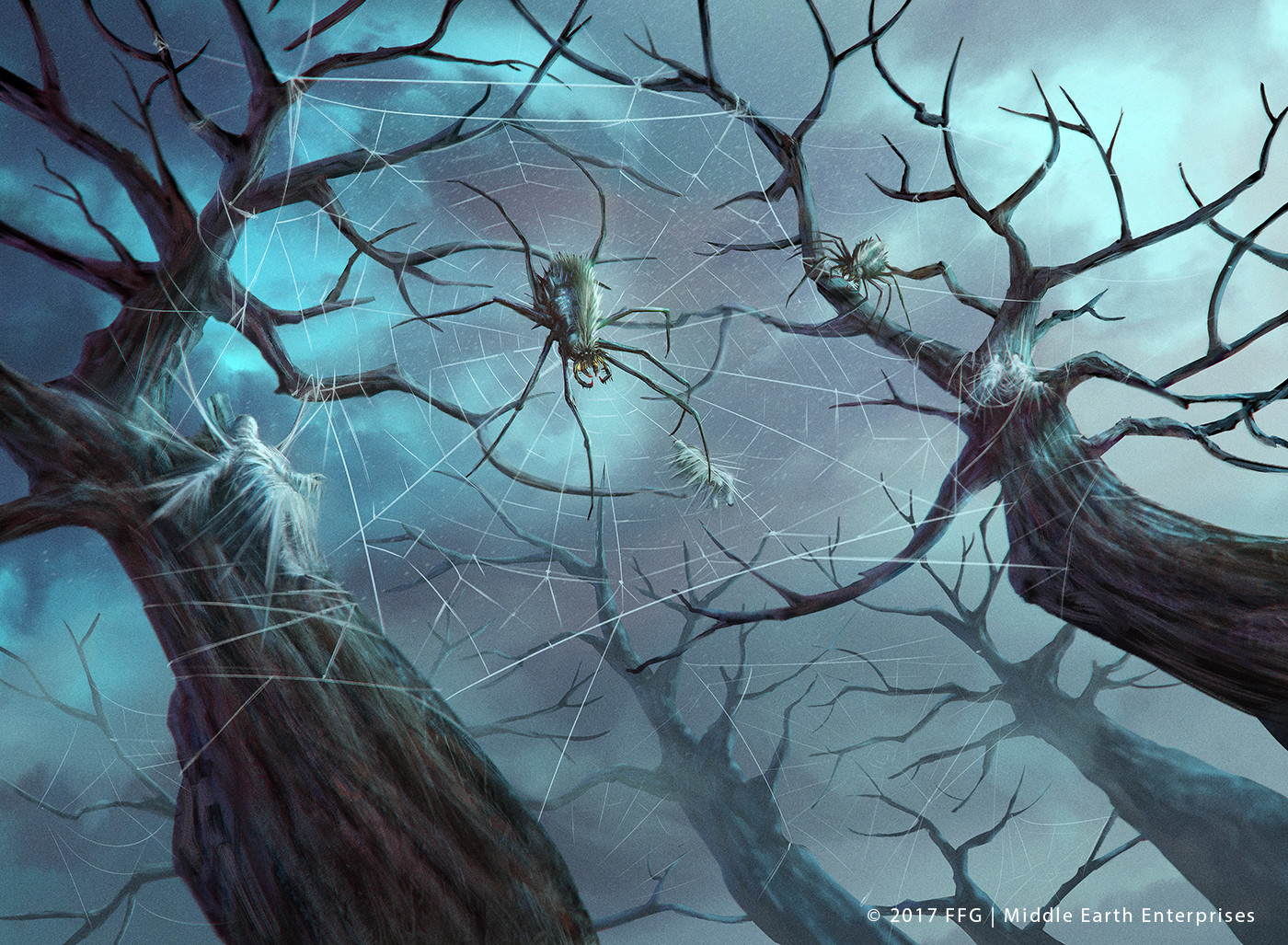 Ravenous Spider | The Wilds of Rhovanion
