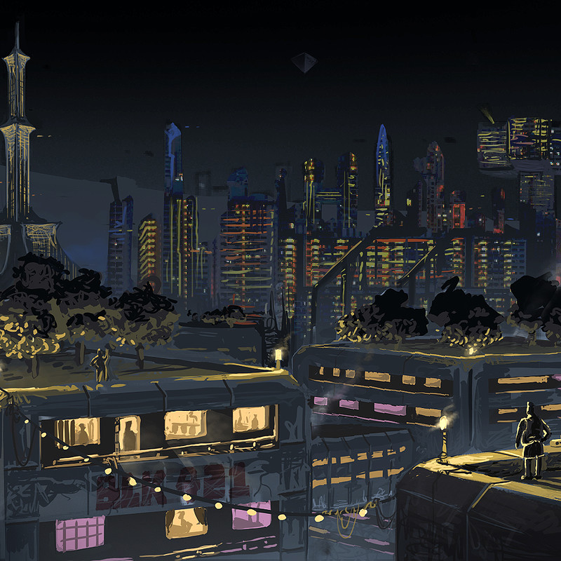 Project Linosia: Skyline