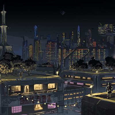 Project Linosia: Skyline